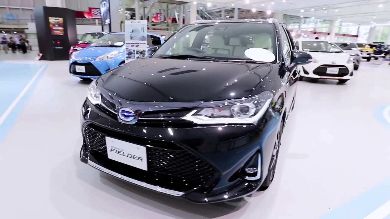 13 Best Review Toyota Fielder 2020 Specs for Toyota Fielder 2020