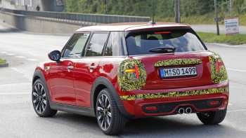 13 Concept of 2019 Mini Cooper Spy Shots Pictures with 2019 Mini Cooper Spy Shots
