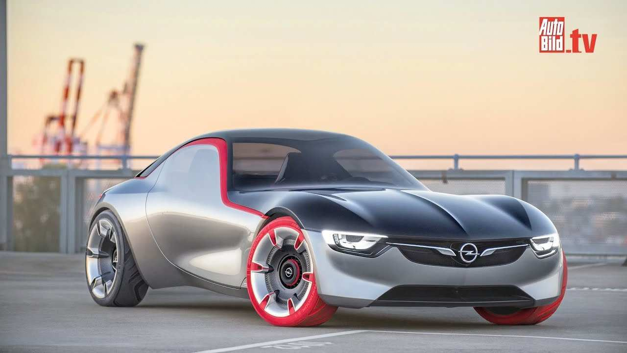 13 Concept of 2019 Opel Gt Model with 2019 Opel Gt