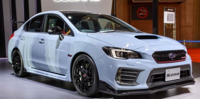 13 Concept of 2019 Subaru Sti Review Photos with 2019 Subaru Sti Review