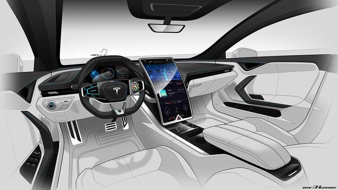 13 Concept of 2019 Tesla Interior Pricing for 2019 Tesla Interior