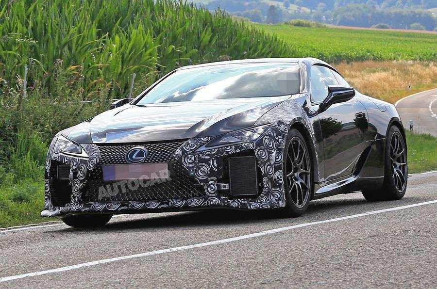 13 Concept of 2020 Lexus Lc Speed Test with 2020 Lexus Lc