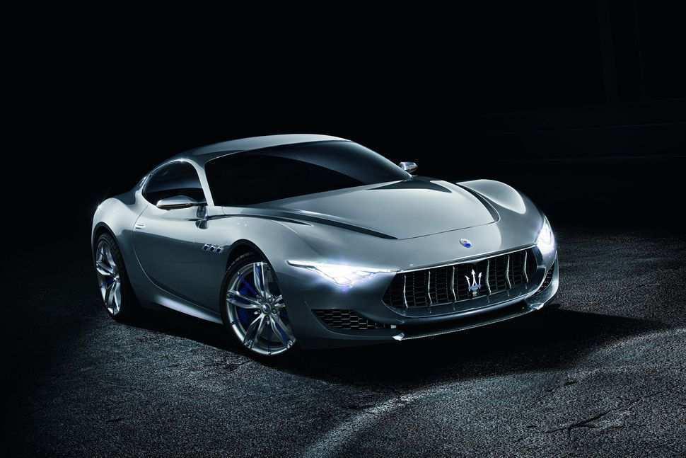 13 Concept of 2020 Maserati Alfieri Style with 2020 Maserati Alfieri