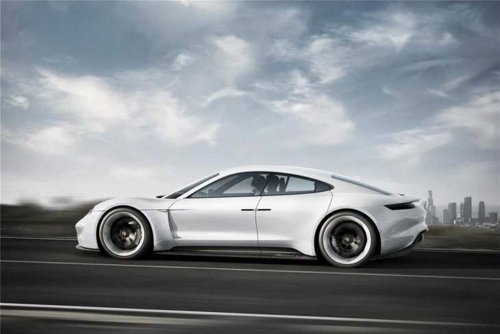 13 Concept of 2020 Porsche Mission E Research New for 2020 Porsche Mission E