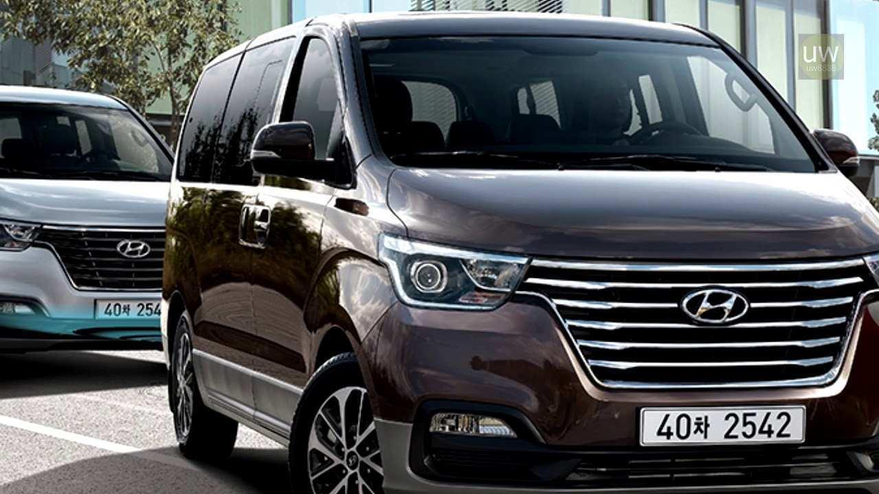 13 Concept of Hyundai Starex 2020 Interior by Hyundai Starex 2020