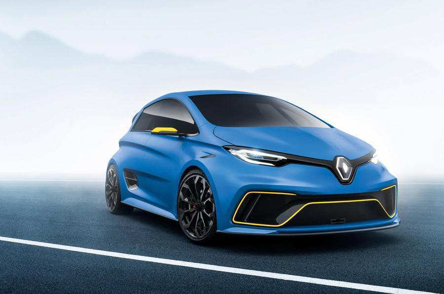 13 Concept of Renault Electric 2020 Redesign by Renault Electric 2020