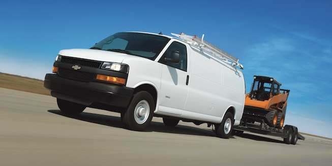 13 Gallery of 2019 Chevrolet Express Van Style by 2019 Chevrolet Express Van