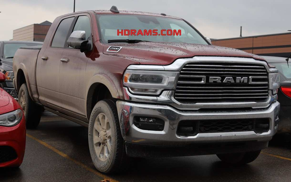 13 Gallery of 2019 Dodge 2500 Mega Cab Spy Shoot by 2019 Dodge 2500 Mega Cab