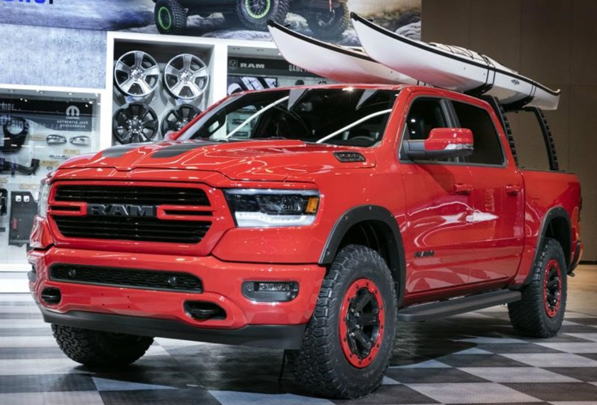 13 Gallery of 2019 Dodge Dakota History for 2019 Dodge Dakota