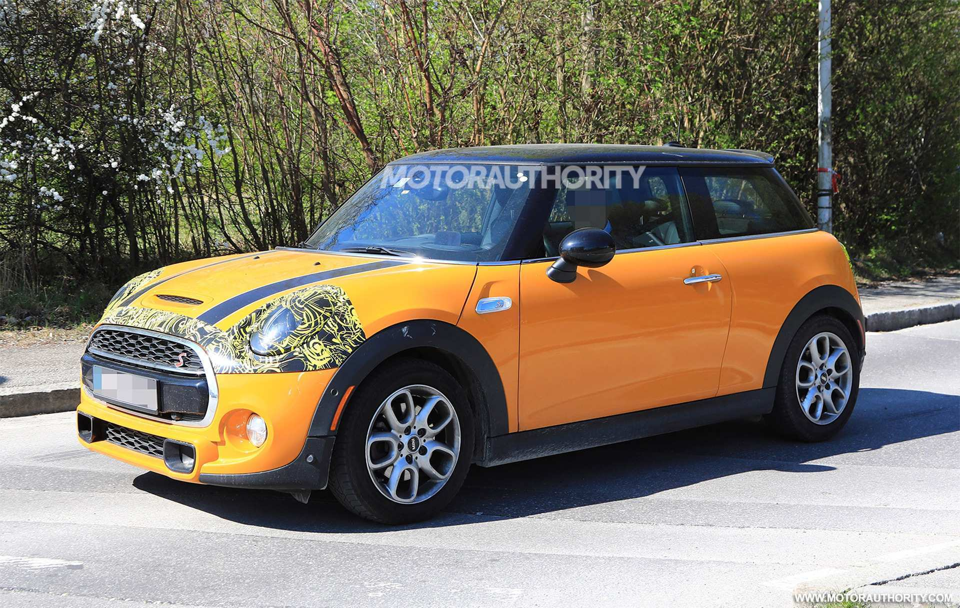 13 Gallery of 2019 Mini Cooper Spy Shots Research New for 2019 Mini Cooper Spy Shots