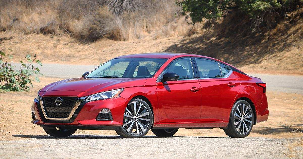 13 Gallery of 2019 Nissan Altima News Rumors with 2019 Nissan Altima News