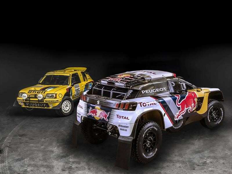 13 Gallery of Peugeot Dakar 2019 Interior with Peugeot Dakar 2019