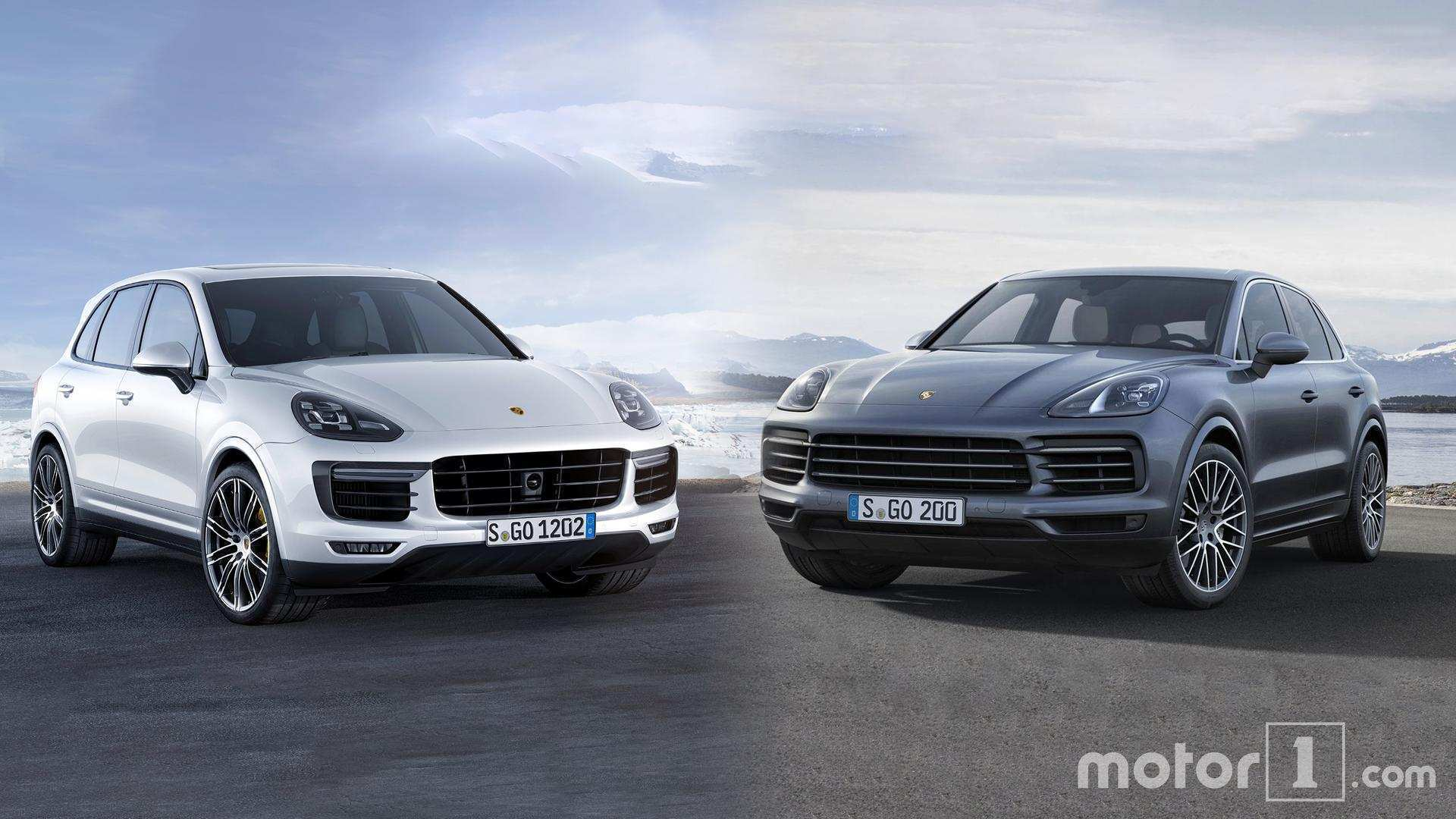 13 Great 2018 Vs 2019 Porsche Cayenne Redesign with 2018 Vs 2019 Porsche Cayenne