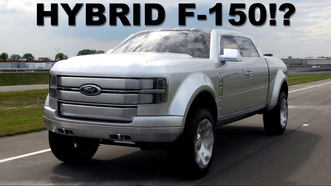 13 Great 2019 Ford F 150 Hybrid Spy Shoot with 2019 Ford F 150 Hybrid