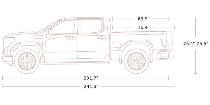 13 Great 2019 Gmc 1500 Specs Prices by 2019 Gmc 1500 Specs