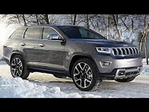 13 Great The 2019 Jeep Grand Wagoneer Price and Review by The 2019 Jeep Grand Wagoneer