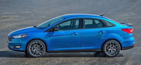 13 New 2019 Ford Focus Sedan 2 Release by 2019 Ford Focus Sedan 2