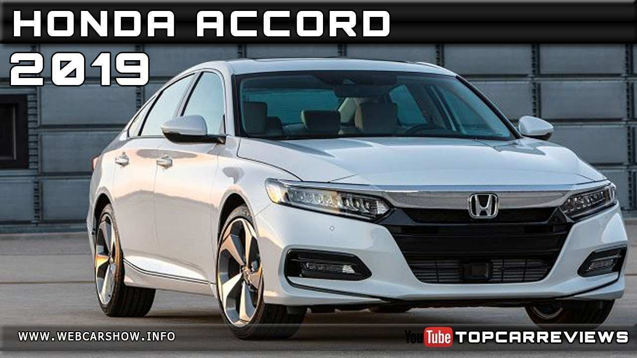 13 New 2019 Honda Accord Youtube Research New by 2019 Honda Accord Youtube