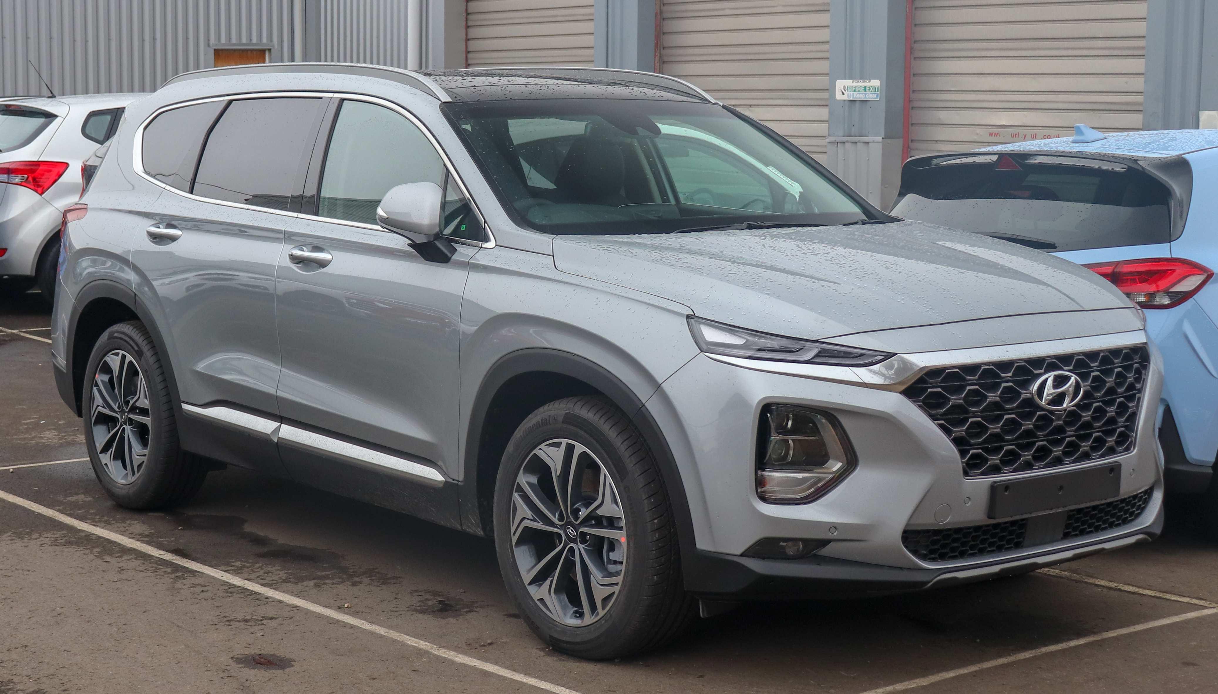 13 New 2019 Hyundai Santa Fe Pickup Configurations for 2019 Hyundai Santa Fe Pickup