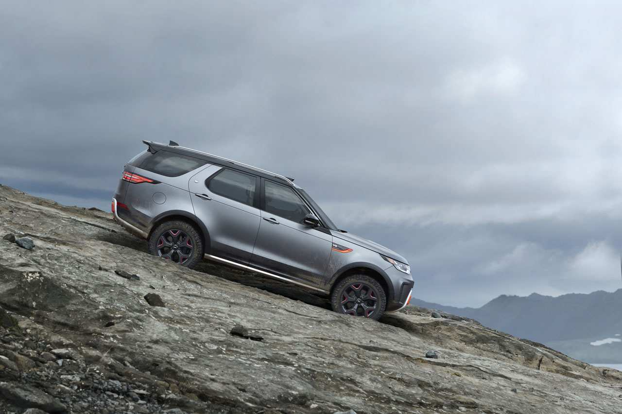 13 New 2019 Land Rover Discovery Svx Concept with 2019 Land Rover Discovery Svx