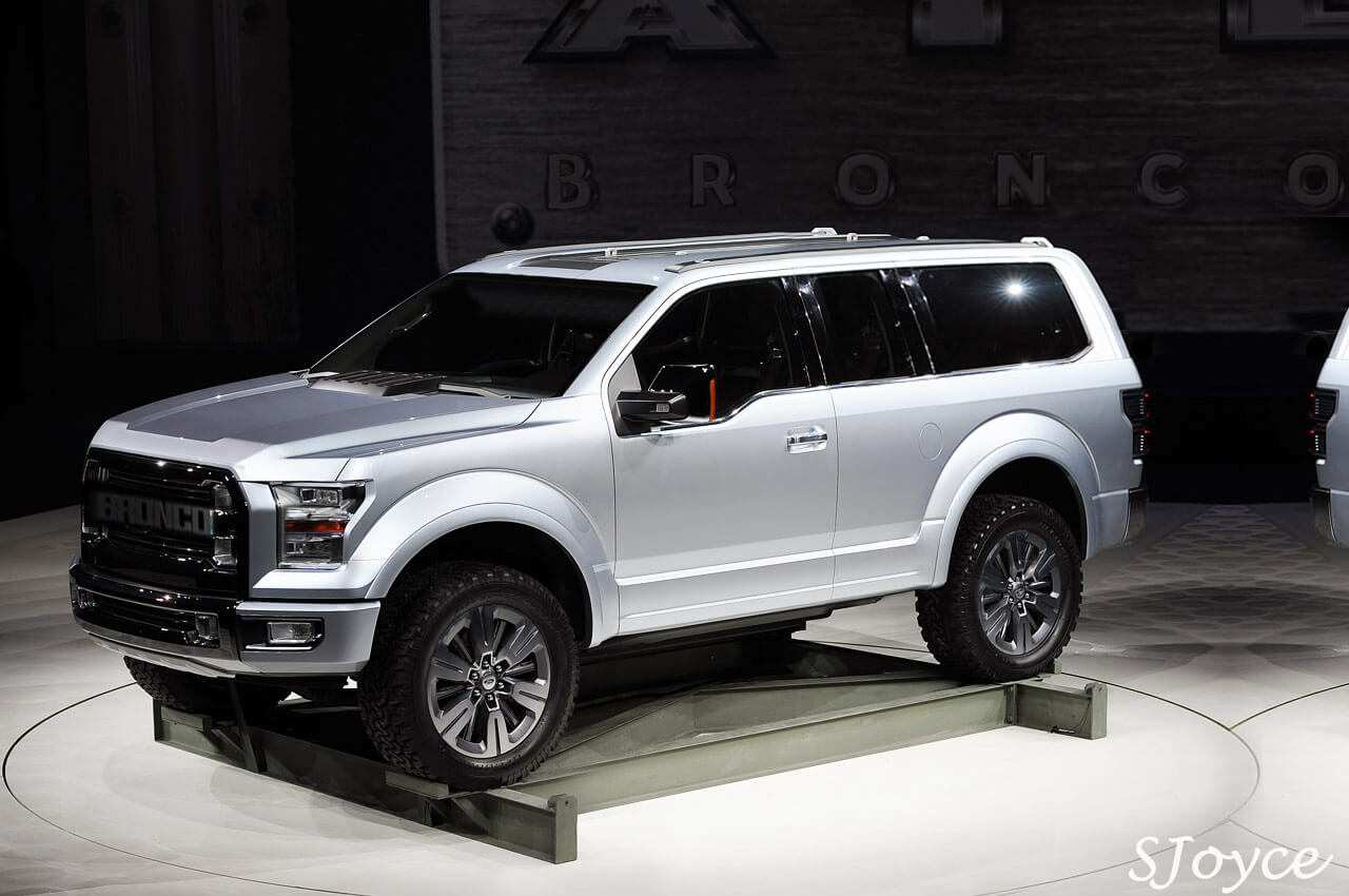 2020 Detroit Auto Show.13 New 2020 Ford Bronco Detroit Auto Show New Review For