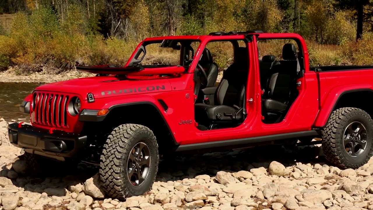 13 New 2020 Jeep Pickup Truck Price and Review by 2020 Jeep Pickup Truck