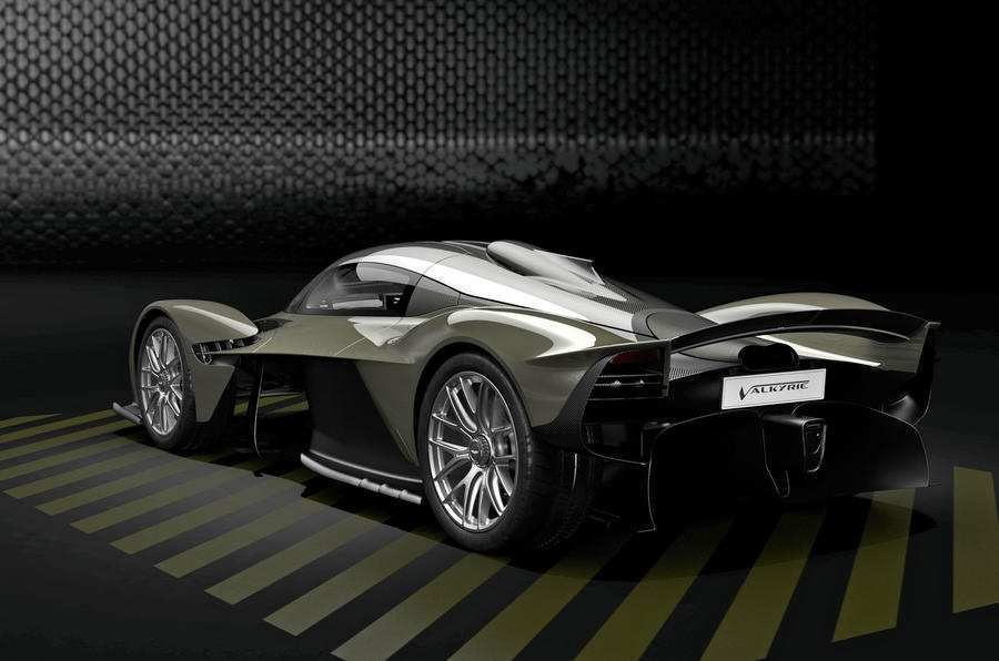13 The 2019 Aston Martin Valkyrie Picture with 2019 Aston Martin Valkyrie