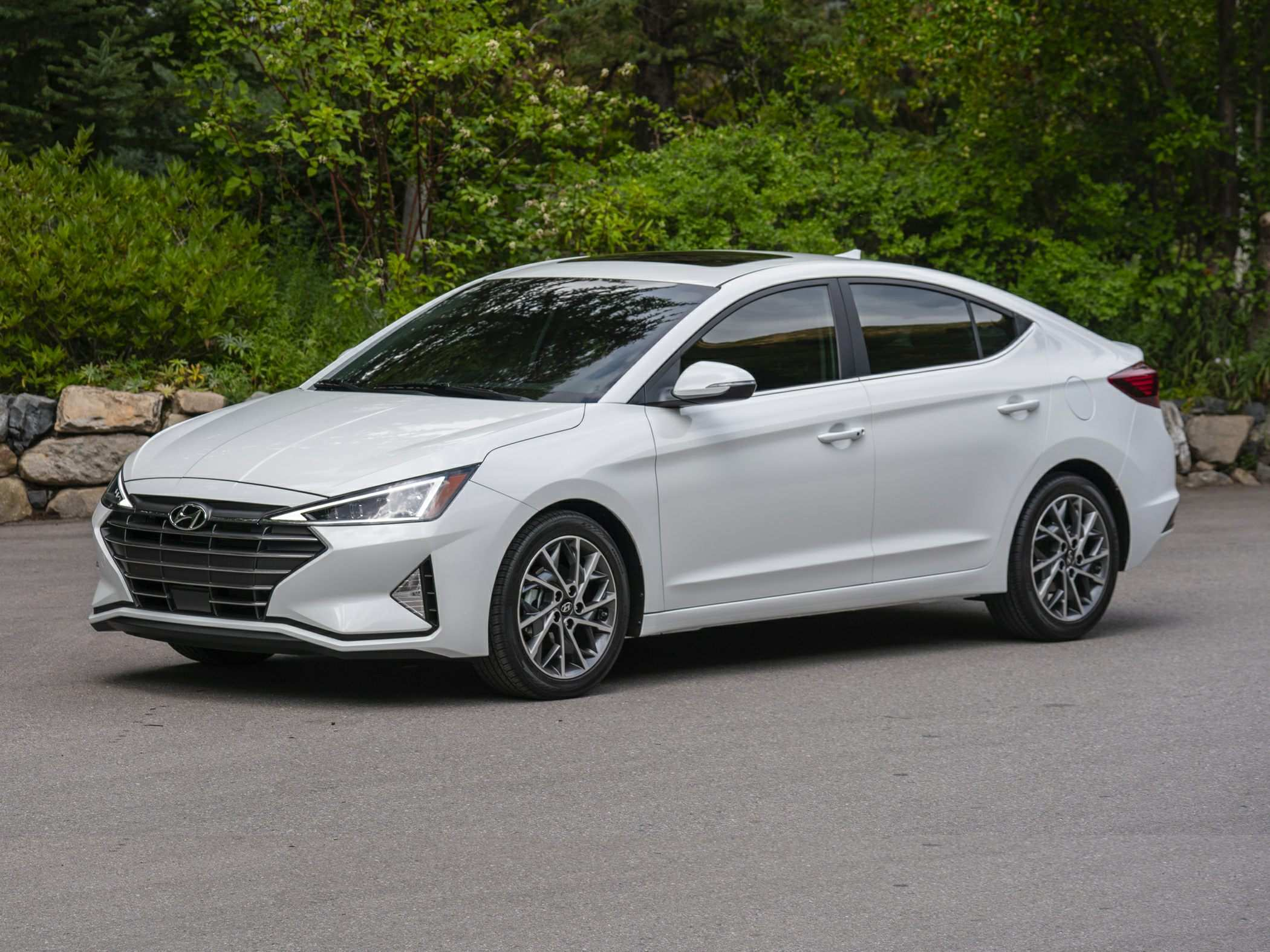 13 The 2019 Hyundai Elantra Sport Speed Test with 2019 Hyundai Elantra Sport