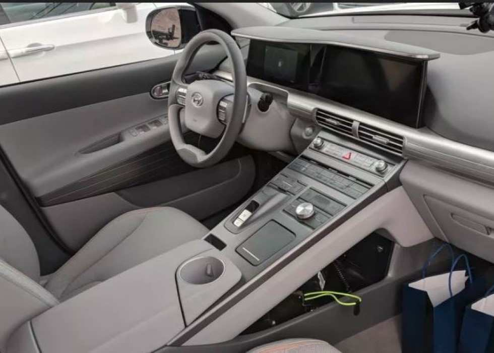 13 The 2019 Hyundai Nexo Interior First Drive for 2019 Hyundai Nexo Interior