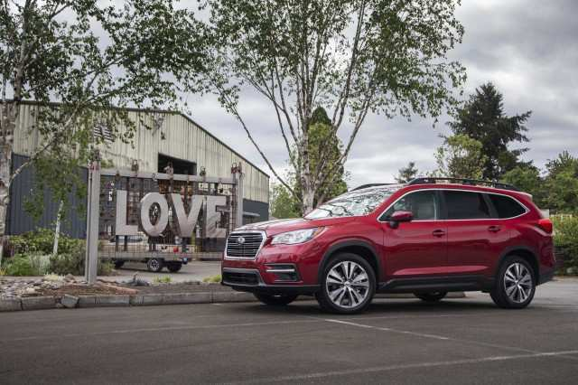 13 The 2019 Subaru Ascent Vs Honda Pilot Vs Toyota Highlander History with 2019 Subaru Ascent Vs Honda Pilot Vs Toyota Highlander