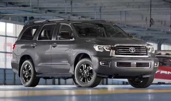 13 The 2019 Toyota Sequoia Review Performance and New Engine with 2019 Toyota Sequoia Review