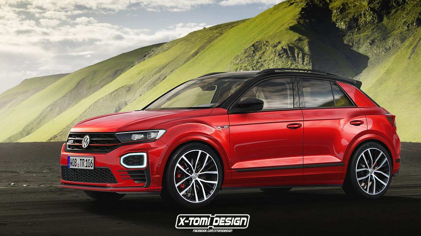 13 The 2019 Volkswagen T Roc Redesign and Concept with 2019 Volkswagen T Roc