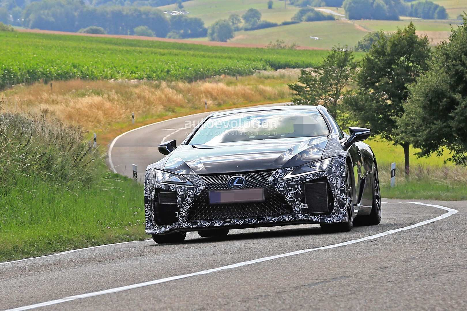13 The 2020 Lexus Lc F Interior with 2020 Lexus Lc F