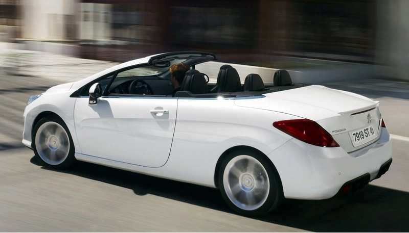 13 The Peugeot Cabrio 2019 Redesign and Concept by Peugeot Cabrio 2019