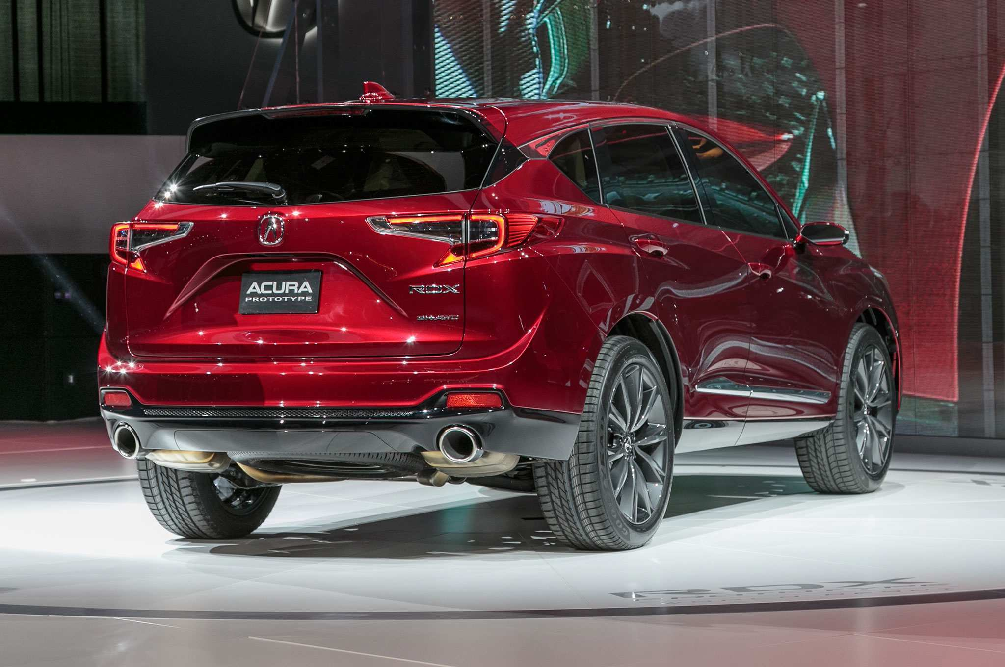 14 All New 2019 Acura Rdx Prototype Spesification by 2019 Acura Rdx Prototype