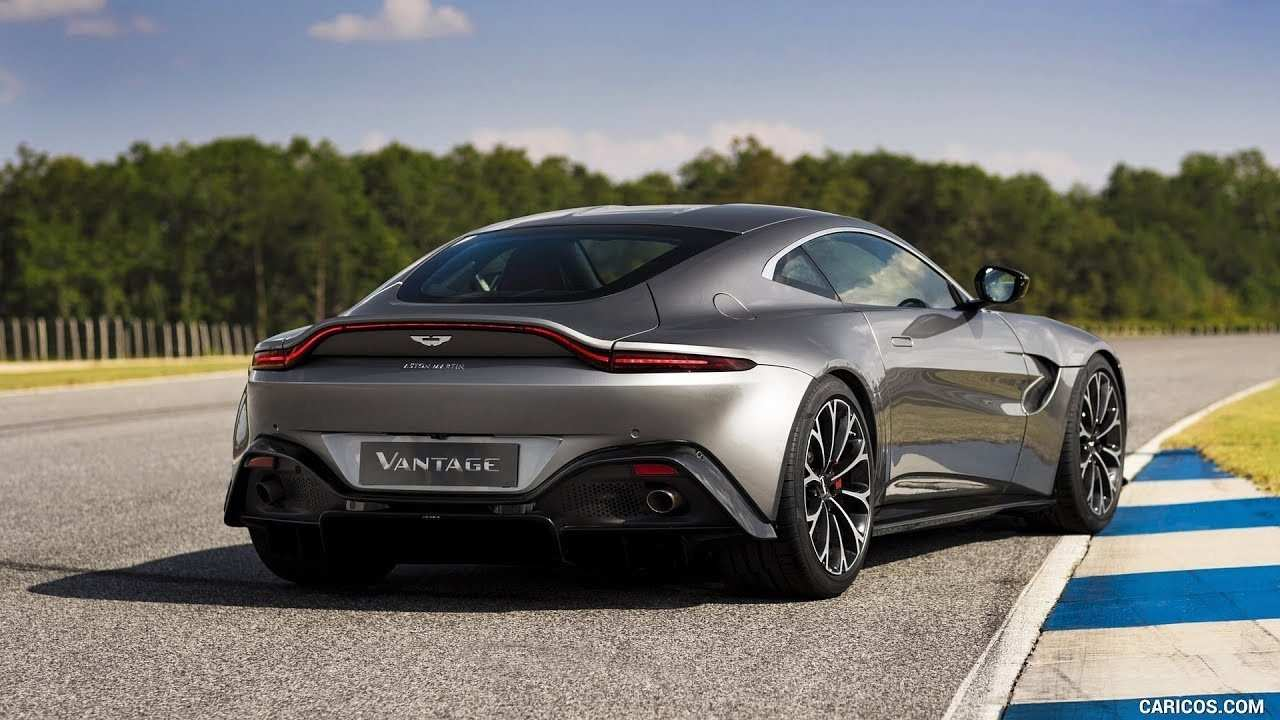 14 All New 2019 Aston Martin Vantage Msrp Exterior for 2019 Aston Martin Vantage Msrp