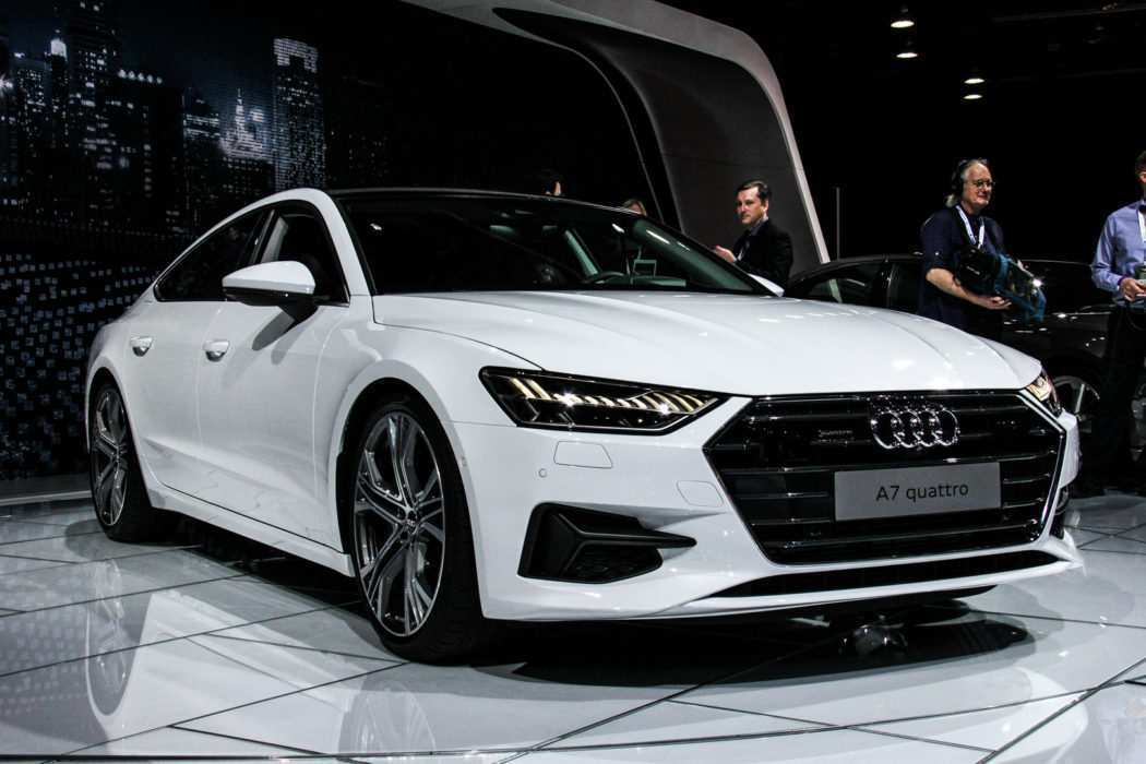 14 All New 2019 Audi A7 Frankfurt Auto Show Rumors with 2019 Audi A7 Frankfurt Auto Show