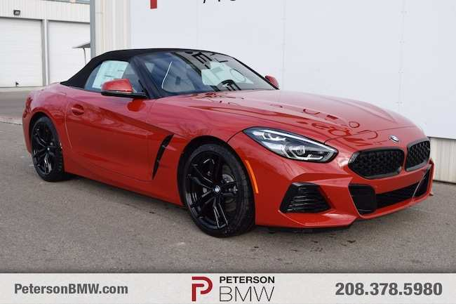 14 All New 2019 Bmw Z4 Photos with 2019 Bmw Z4