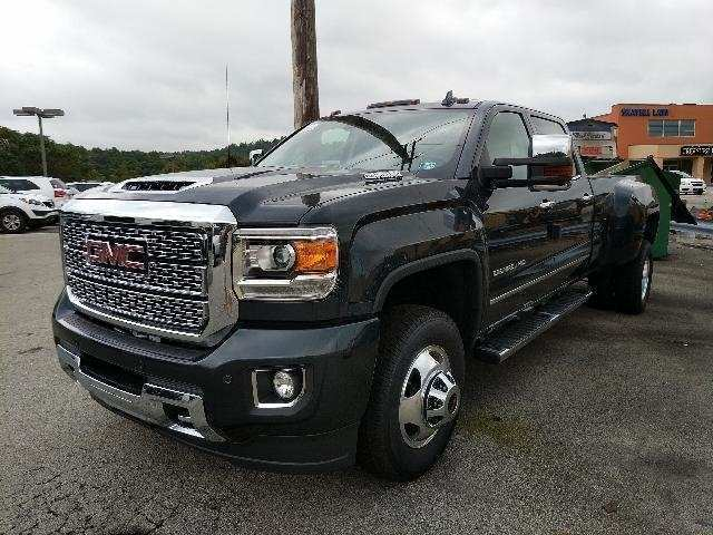 14 All New 2019 Gmc 3500 Sierra Specs by 2019 Gmc 3500 Sierra