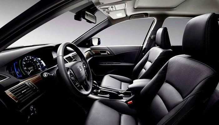 14 All New 2019 Honda Accord Interior Interior by 2019 Honda Accord Interior
