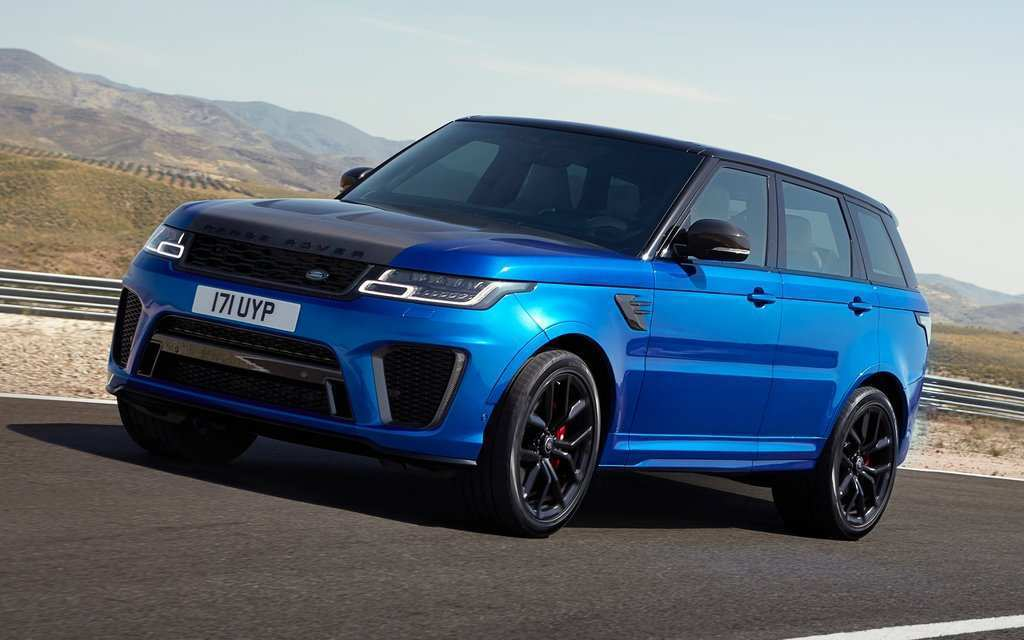 14 All New 2019 Land Rover Svr Pictures by 2019 Land Rover Svr