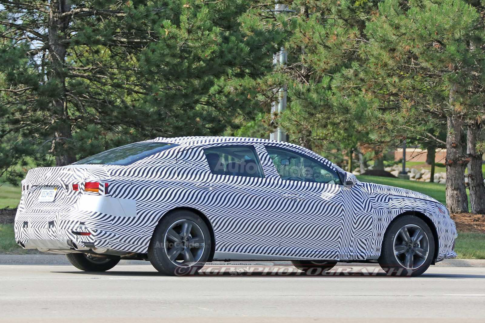 14 All New 2019 Nissan Altima Spy Shots Photos by 2019 Nissan Altima Spy Shots