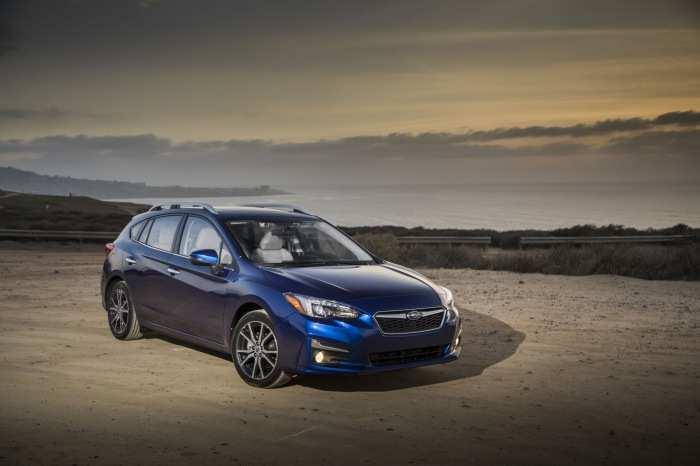 14 All New 2019 Subaru Hatchback Ratings with 2019 Subaru Hatchback