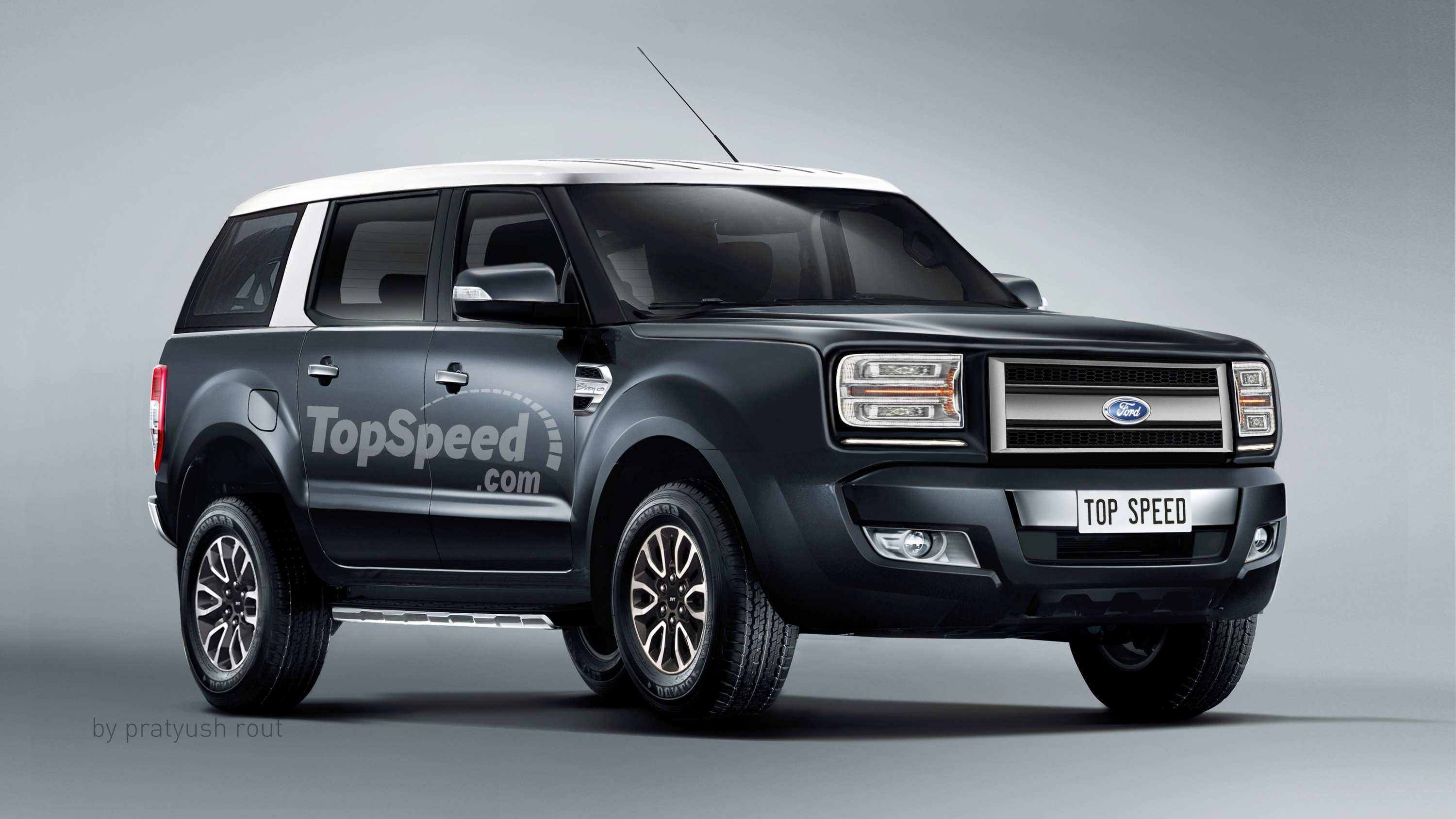14 All New 2020 Ford Bronco Raptor Spy Shoot for 2020 Ford Bronco Raptor