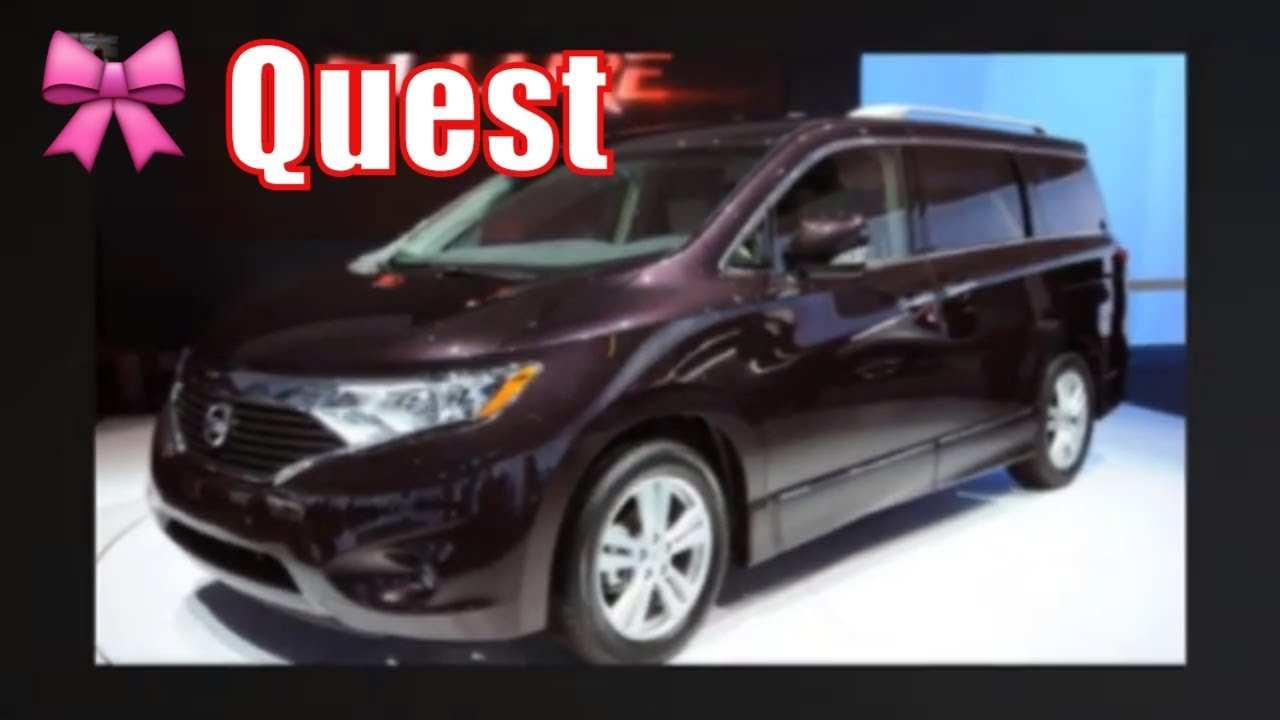 14 Best Review 2020 Nissan Quest Concept with 2020 Nissan Quest