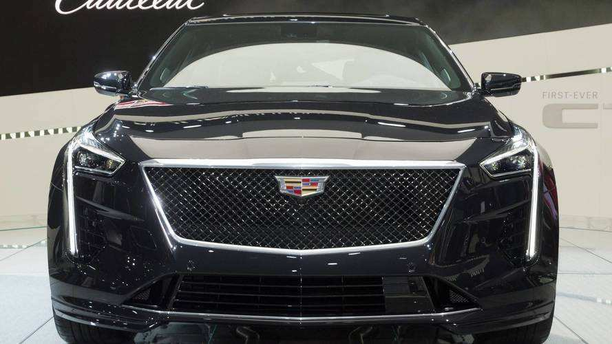 14 Concept of 2019 Cadillac V8 Research New with 2019 Cadillac V8
