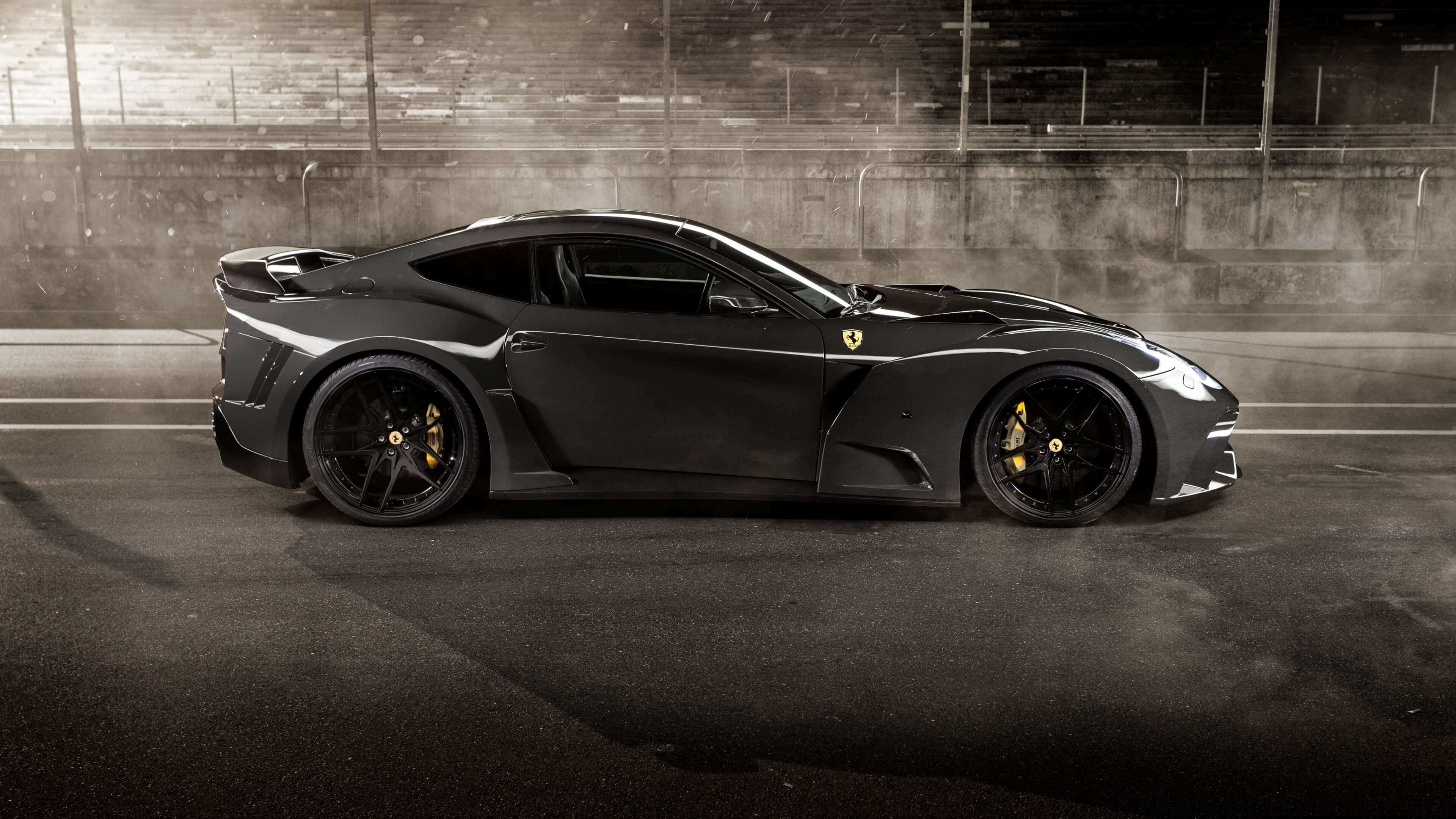14 Concept of 2019 Ferrari F12 Berlinetta Exterior by 2019 Ferrari F12 Berlinetta