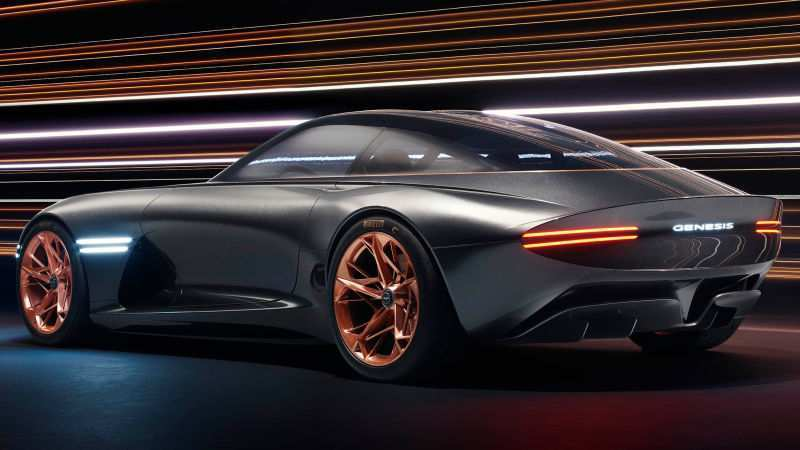 14 Concept of 2019 Genesis Essentia Photos for 2019 Genesis Essentia