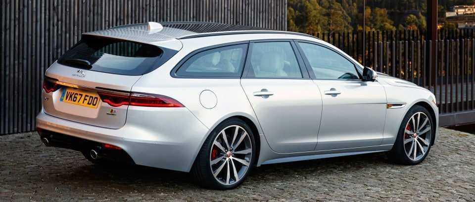 14 Concept of 2019 Jaguar Wagon Spy Shoot by 2019 Jaguar Wagon