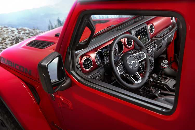 14 Concept of 2019 Jeep Truck Interior Picture with 2019 Jeep Truck Interior